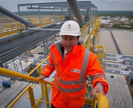 David Cameron in Essex