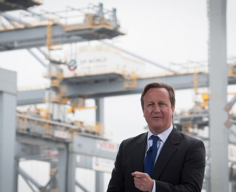 David Cameron in Essex