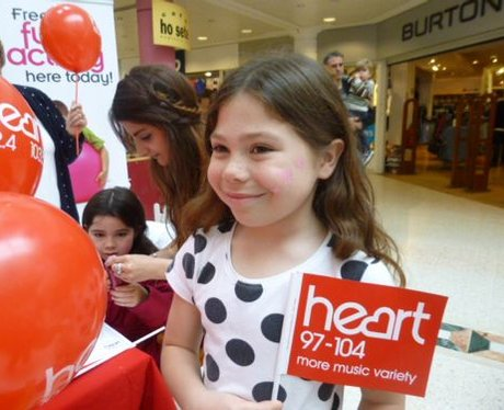 Did you see the Heart Angels at The Belfry!