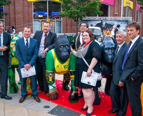 GoGo Gorillas Launch Event Norwich