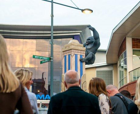 GoGo Gorillas Launch Event Norwich King Kong