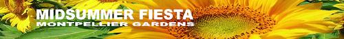 Midsummer Fiesta Montpellier Gardens 2013