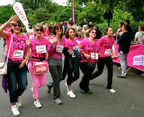 Race For Life Bedford From The Track 2