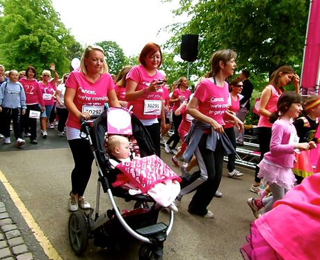 Race For Life Bedford From The Track 3
