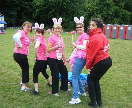 Race for Life Watford - After the Race