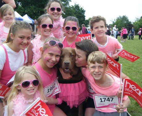 Race for Life Watford - Perfect Pooches