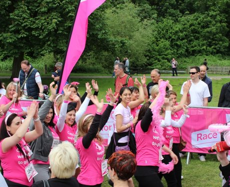 Race for Life Watford 2013 - Start Line