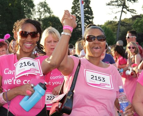 Wolverhampton Race for Life general pictures