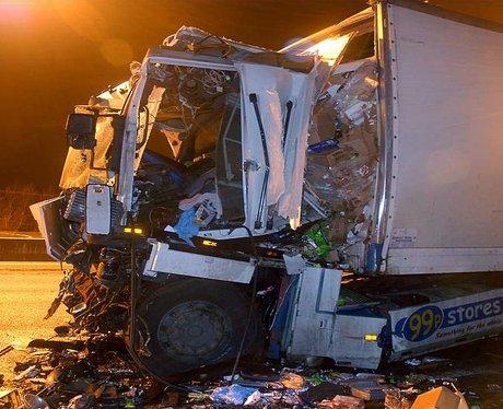 Steve Kenyon Lorry Driver killed