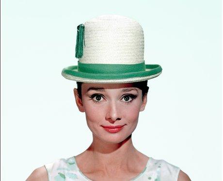 audrey hepburn hats book