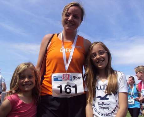 Bristol Womens Running 10k - The Finishers