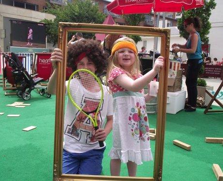 Cabot Circus Loves Wimbledon - Saturday