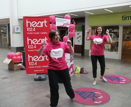 Cheltenham Race for Life Launch 2013