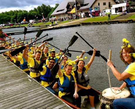 Dragon Boat Festival on the Water