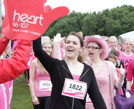 Heart High Fives at Sutton park Sunday