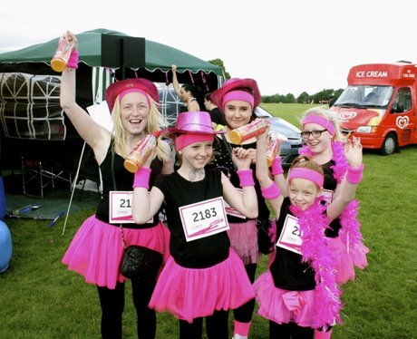 More smiles at Luton Race for Life