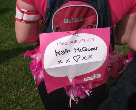 Race for Life Gloucester Messages