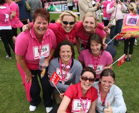Race for Life Gloucester Post Race