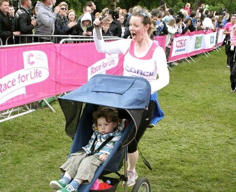 Race For Life Luton The Finish Line