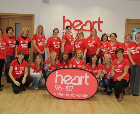 Team Heart Race for Life