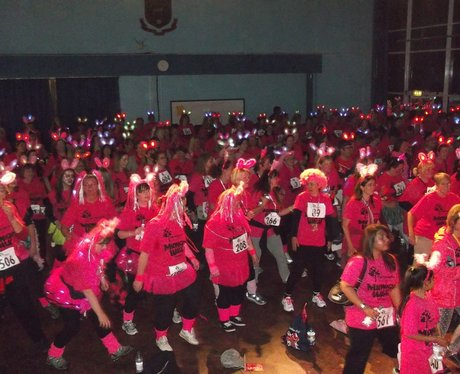 The Hospice of St Francis Midnight Walk