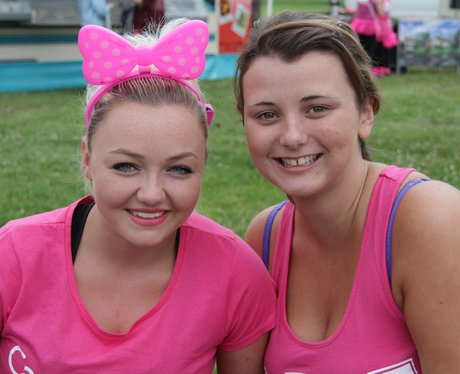 ce at Coventry Race for Life