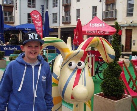 Cabot Circus Loves Wimbledon - Sunday