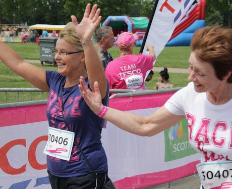 Finish Line at Coventry RFL