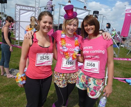 Herne Bay Race for Life - Loving The Fancy Dress