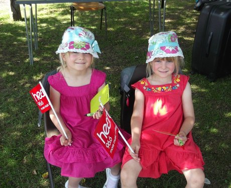 Check out all the fun from Larks in the Parks in C