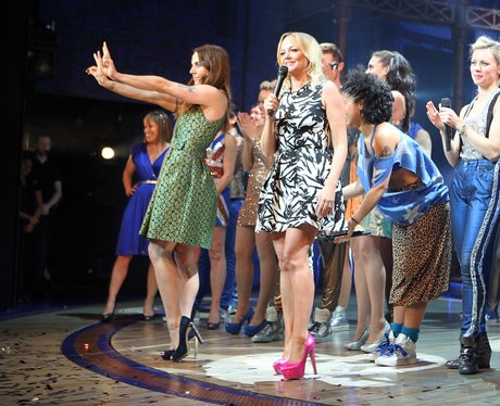 Melanie C and Emma Bunton final Viva Forever