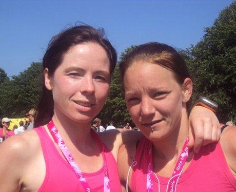 Race for Life Bristol 10k - Finishers