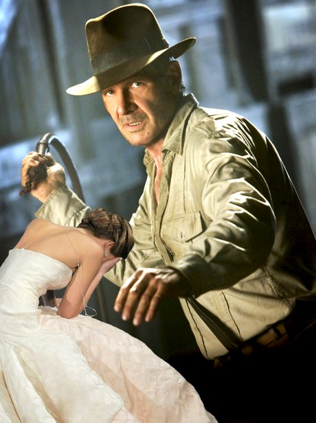 Jennifer Lawrence falling down