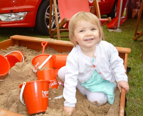 Kent County Show Day 1 - Sandpits!