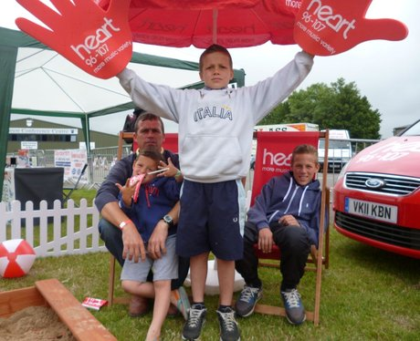 Kent County Show day 1