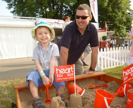 Kent County Show Day 2 - Fun in the Sun