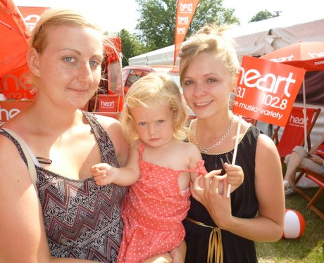 Kent County Show Day 2 - Fun in the Sun