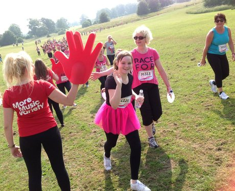 Maidstone Race for Life 10K - Race
