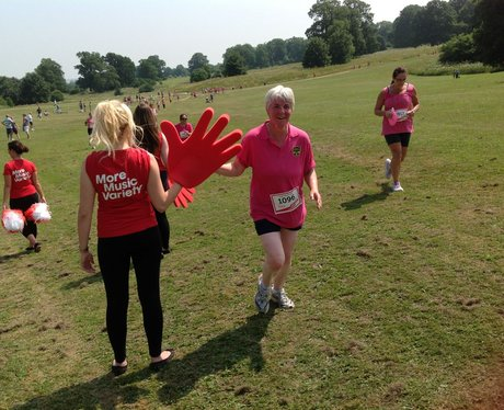 Maidstone Race for Life 5K - Race
