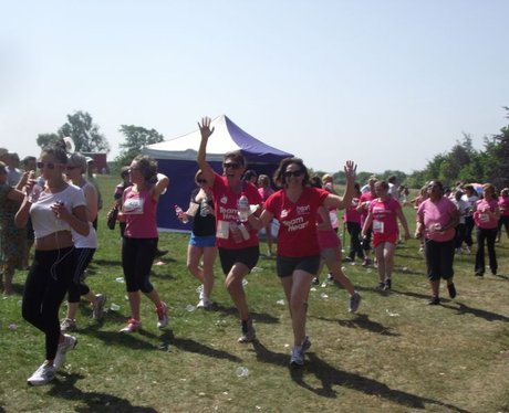 Race for Life Bristol 5k - The Race