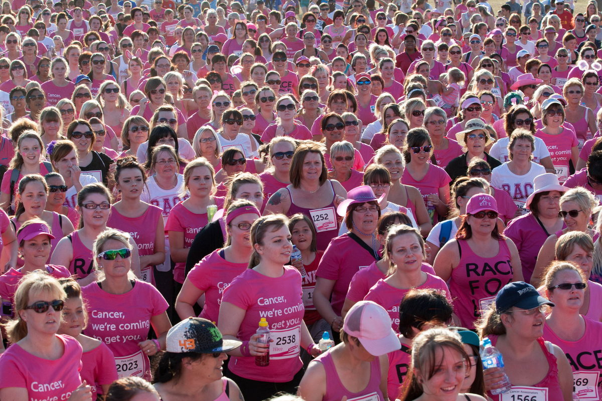 The Race For Life
