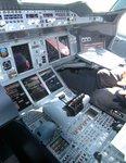 The Airbus cockpit
