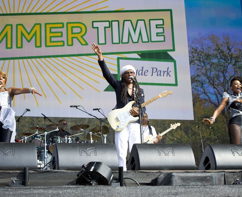 Heart In The Park: Performance Pictures