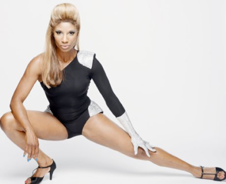 Denise Lewis as Beyonce for ITV