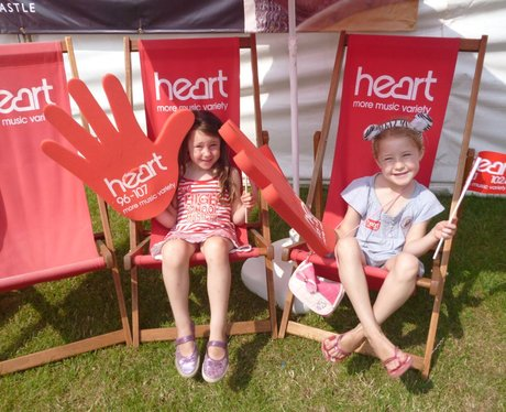 Kent County Show Day 3 - Heart Alfresco