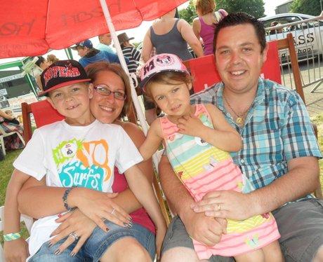 Kent County Show Day 3 - Heart Alfresco