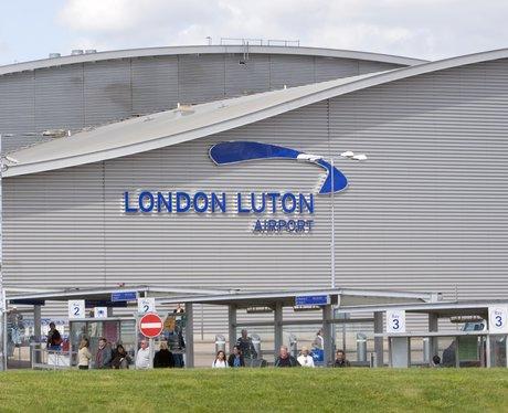 Luton Airport Anniversary