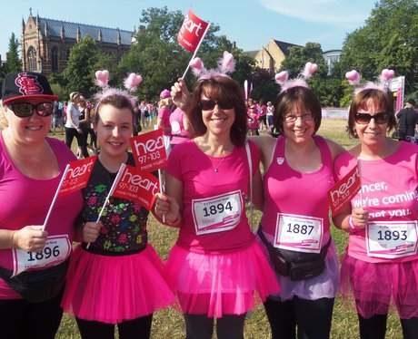 Oxford Race for Life - Fancy Dress