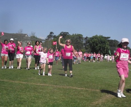Race For Life Street - The Race