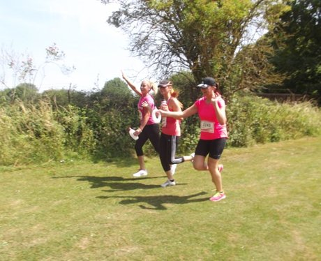 Race for Life Taunton - The Race